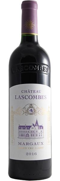 Château Lascombes Margaux 2ème Cru Classé 2016