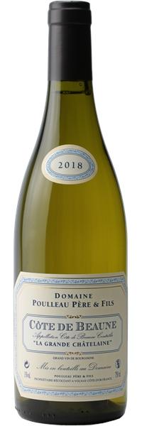 Côte de Beaune La Grande Châtelaine 2018