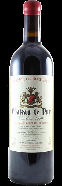 Château le Puy Cuvée Emilien 1994