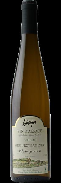 Alsace Gewurztraminer Weingarten 2018