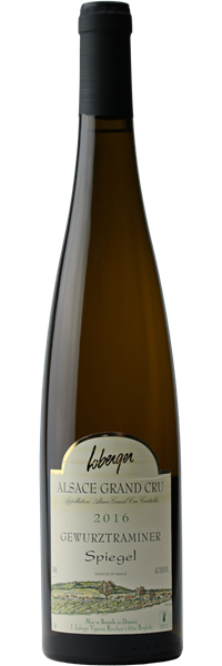 Alsace grand cru Spiegel Gewurztraminer 2016