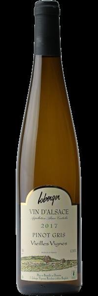 Alsace Pinot Gris Vieilles Vignes 2017