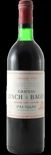 Château Lynch-Bages 1976