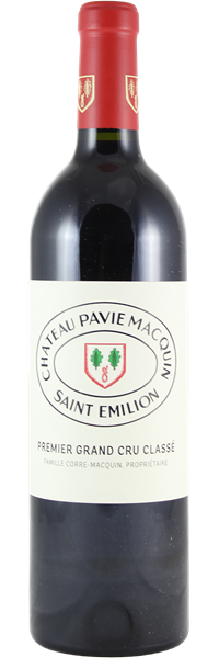 Château Pavie-Macquin 2018