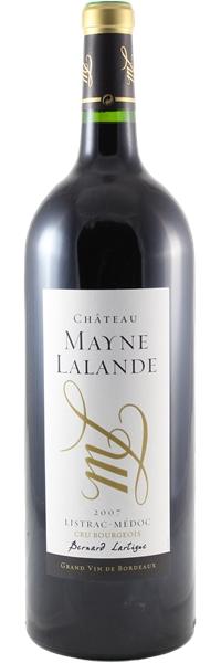 Château Mayne Lalande Cru Bourgeois MAGNUM 2007