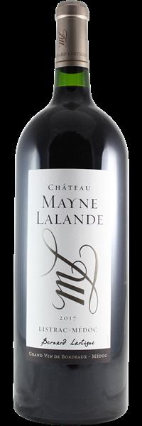 Château Mayne Lalande Cru Bourgeois MAGNUM 2017