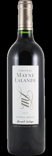 Château Mayne Lalande Cru Bourgeois 2017