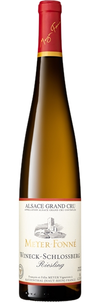 Alsace grand cru Wineck-Schlossberg Riesling 2017