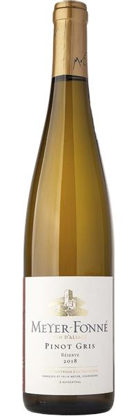 Alsace Pinot Gris Réserve 2018