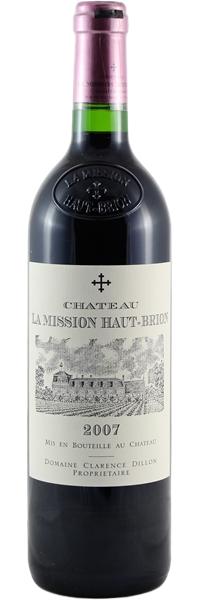 Château La Mission Haut-Brion 2007