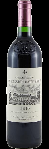 Château La Mission Haut-Brion 2010