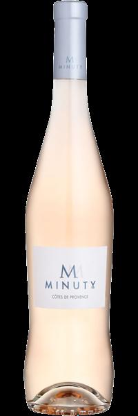 Côtes de Provence M de Minuty 2020