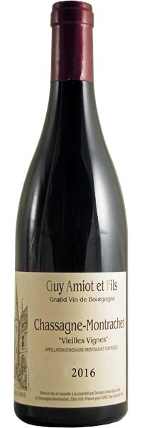 Chassagne-Montrachet Vieilles Vignes 2016