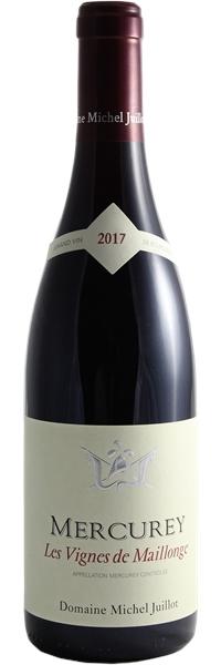 Mercurey Vigne de Maillonge 2017