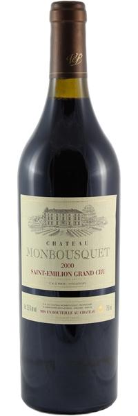 Château Monbousquet Saint-Emilion Grand Cru Classé 2000