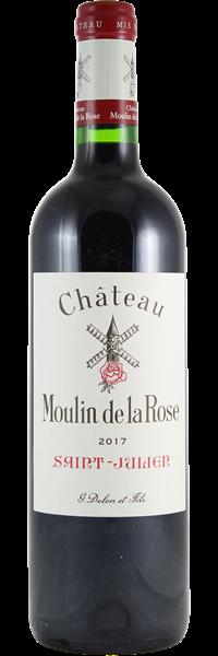 Château Moulin de la Rose Saint-Julien Cru Bourgeois 2017