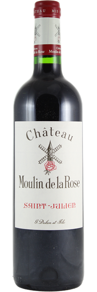 Château Moulin de la Rose Saint-Julien Cru Bourgeois 2018