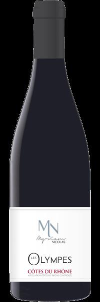 Côtes du Rhône Les Olympes 2020
