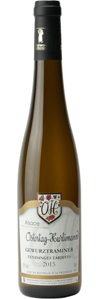 Alsace Gewurztraminer Vendanges tardives 2015