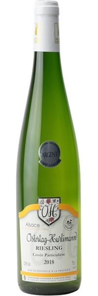 Alsace Riesling Cuvée particulière 2018