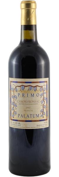 Primo Palatum Canon Fronsac 1997