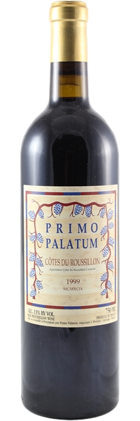 Primo Palatum Côtes du Roussillon 1999