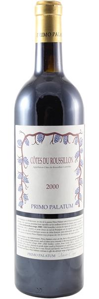 Primo Palatum Côtes du Roussillon 2000