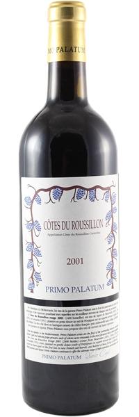 Primo Palatum Côtes du Roussillon 2001