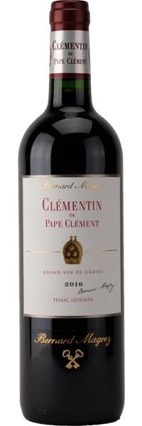 Château Pape Clément Le Clémentin de Pape Clément 2016