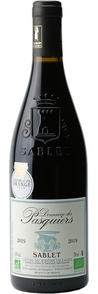 Côtes du Rhône Villages Sablet 2019