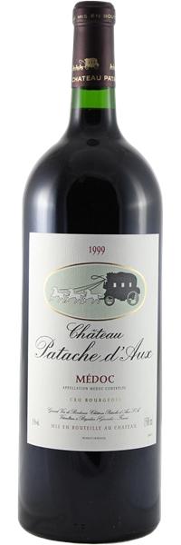Château Patache d'Aux Médoc Cru Bourgeois 1999