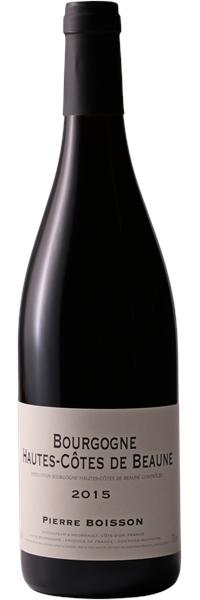 Bourgogne Hautes Côtes de Beaune 2015