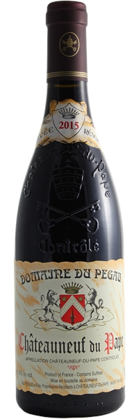 Châteauneuf-du-Pape Cuvée Reservée 2015