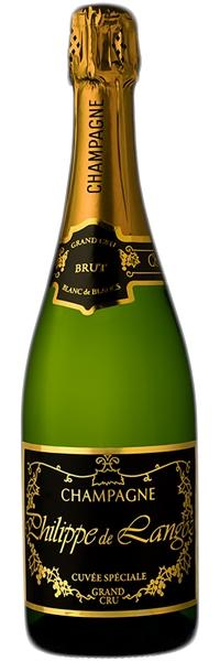 Champagne Grand Cru Cuvée Spéciale Blanc de Blancs