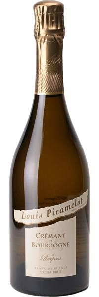 Crémant de Bourgogne Les Reipes Chardonnay Extra Brut