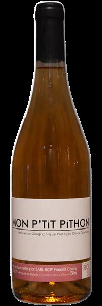 Côtes Catalanes Mon P'tit Pithon 2020