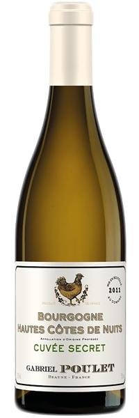 Bourgogne Hautes Côtes de Nuits Cuvée Secret 2011