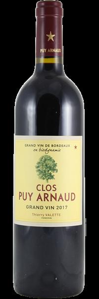 Château Clos Puy Arnaud 2017