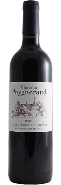 Château Puygueraud 2016