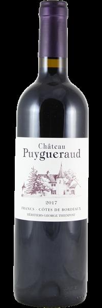 Château Puygueraud 2017