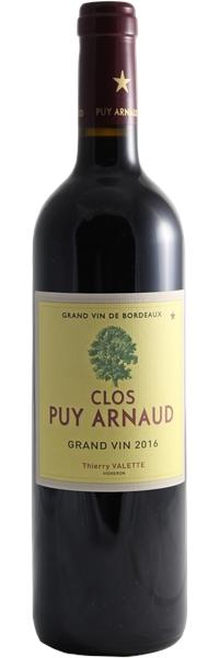 Château Clos Puy Arnaud 2016