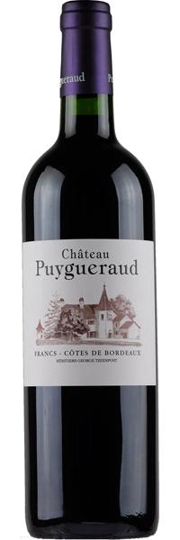 Château Puygueraud 2014