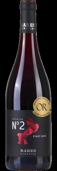 Pays d'Oc N°2 Pinot Noir 2019
