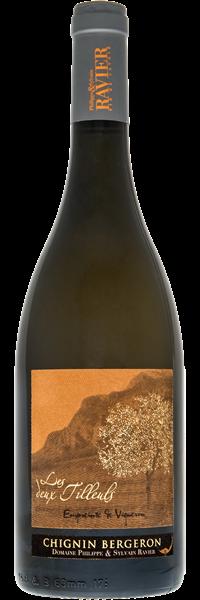Vin de Savoie Chignin Bergeron Les Deux Tilleuls 2019