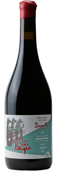 Brouilly Les Trois Loups 2019
