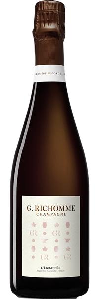 Champagne L'Egrappée Brut