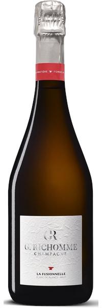 Champagne La Fusionnelle Blanc de Blancs Brut