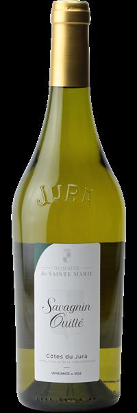 Côtes du Jura Savagnin Ouillé 2016