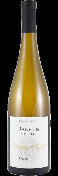 Alsace grand cru Rangen Pinot Gris Clos Saint-Théobald 2018