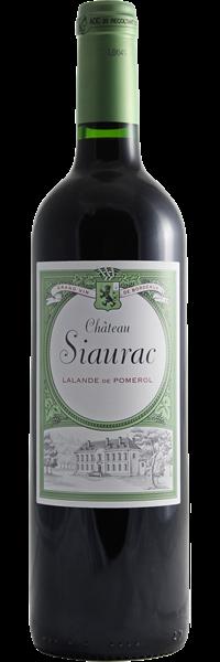 Château Siaurac 2018